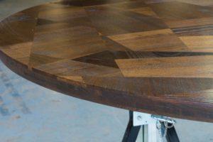 off-cut table edge detail