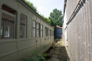 railway carriage restoration